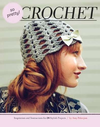 so pretty crochet book