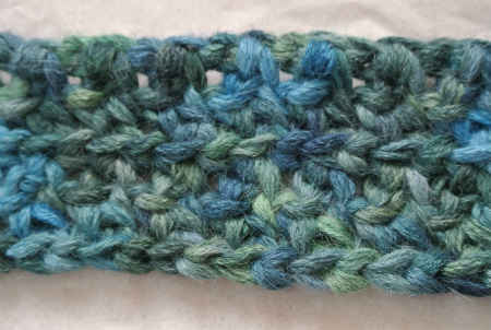 suri ribbon crochet stitch My Crochet: Specific Stitch Contest Scarf