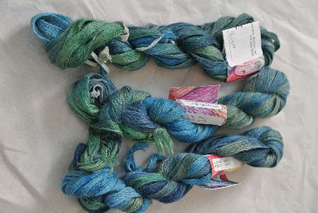 suri ribbon yarn