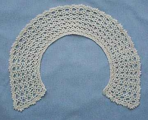 crochet collar 300x243 Oscar Nominated Crochet