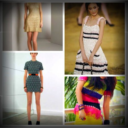 crochet fashion Crochet Blog Roundup: January 2012