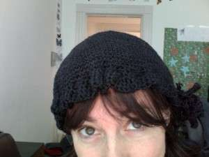 crochet hat One Year Ago in Crochet 1/29   2/4