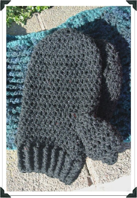 crochet mittens February Crochet Questions of the Day: Best Answers Roundup