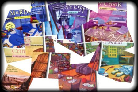 Post image for The Betty Hechtman Crochet Mystery Books