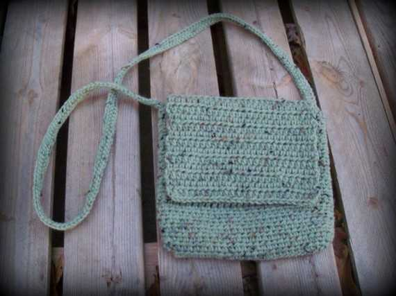 Etsy Crochet: Simple Classy Purse