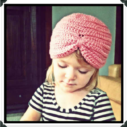 crochet turban Crochet Link Love   Best Web Posts of the Week