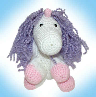 crochet unicorn One Year Ago in Crochet 2/19   2/25
