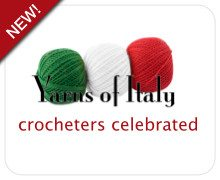 crochet yarns 8 Fun Italian Language Crochet Blogs (Plus Some Yarnies Italians Should be Proud Of!)