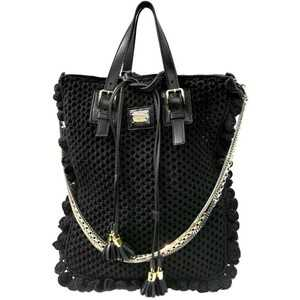 dg crochet bag More Dolce & Gabbana Crochet Handbags