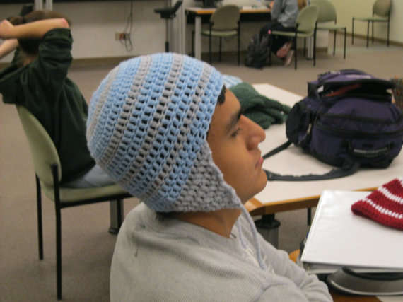 Post image for Another Undocumented Student Crocheting to Pay for College