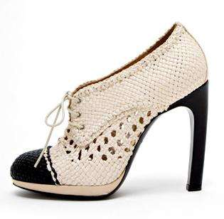 dries van noten shoes Designer Crochet Project: Dries Van Noten
