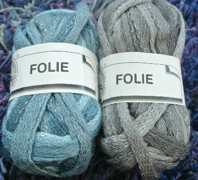 folie yarn Yarns of Italy Eye Candy ... YUM