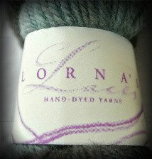 Post image for 10 Word Yarn Review: Lorna's Laces Shepherd Sport