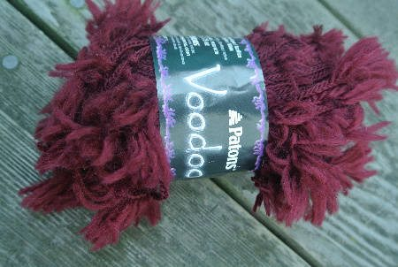 patons voodoo yarn 10 Word Yarn Review: Patons Voodoo