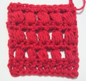 puff stitch crochet