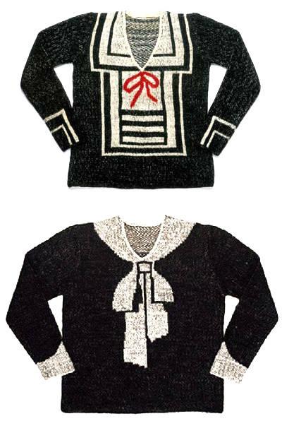 schiaparelli sweaters Designer Crochet Project: Elsa Schiaparelli