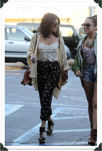 vanessa hudgens crochet February Designer and Celebrity Crochet Roundup