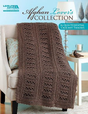 Post image for Crochet Book: Afghan Lover's Collection