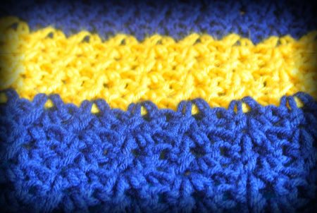 binky patrol crochet 12 in 12 Charity Crochet: March Donation