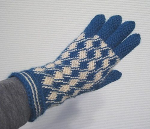 bosnian crochet gloves