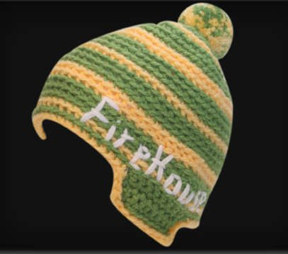crochet beanie firehouse Erik Hansen Crochets for ADHD ... And Profits