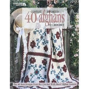 crochet blankets book Crochet Book: Afghan Lovers Collection