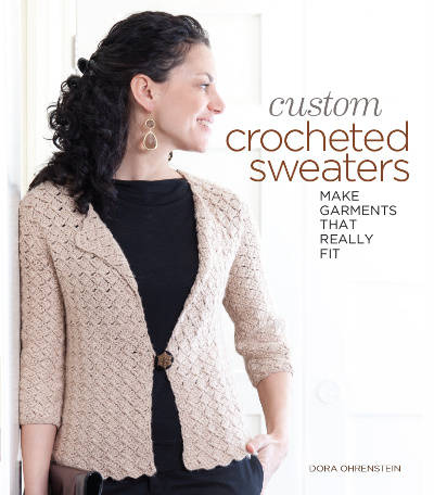 Post image for Custom Crocheted Sweaters Book Review, Interview and Giveaway