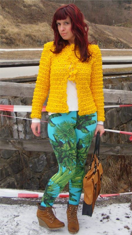 crochet cardigan Designer Crochet: Versace