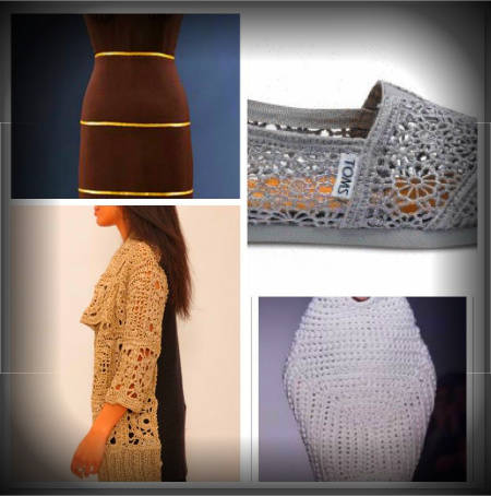 crochet fashion Crochet Blog Roundup: February 2012