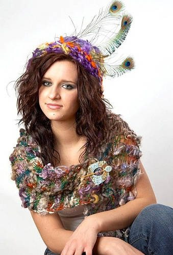 crochet feather set 100 Unique Crochet Hats
