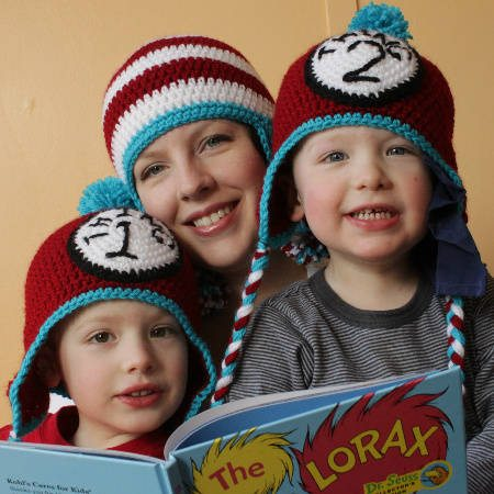 crochet hats1 Crochet Link Love   Top Posts of The Web This Week