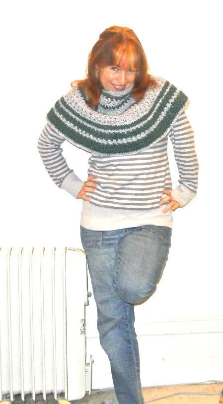 Post image for 365 Ways to Wear Crochet: Stripes