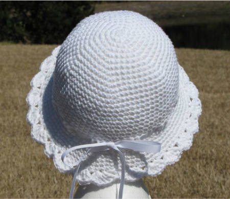 Post image for Etsy Crochet: Summer Hat