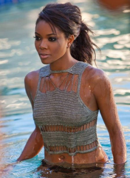 crochet swimsuit March Roundup of Celebrity and Designer Crochet