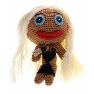 crochet versace doll Designer Crochet: Versace