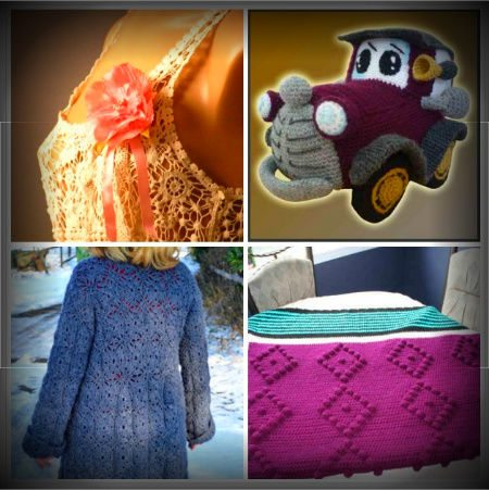 etsy crochet Crochet Blog Roundup: February 2012