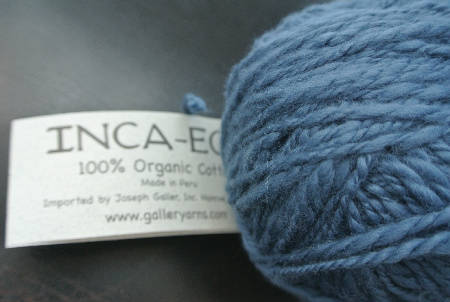 Post image for Inca Eco Cotton Yarn Review and Blog Tour