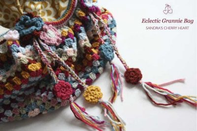 granny square bag 400x266 Link Love for Best Crochet Blog Posts