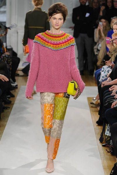 moschino crochet Designer Crochet: Franco Moschino