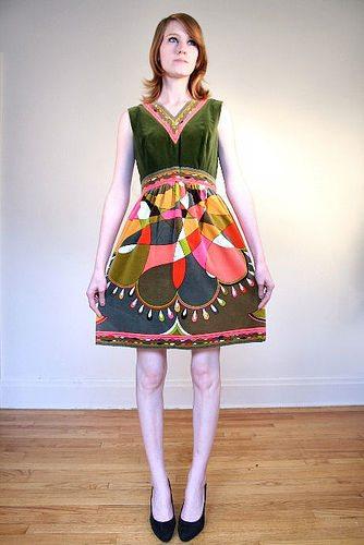 pucci vintage crochet Designer Crochet Project: Emilio Pucci