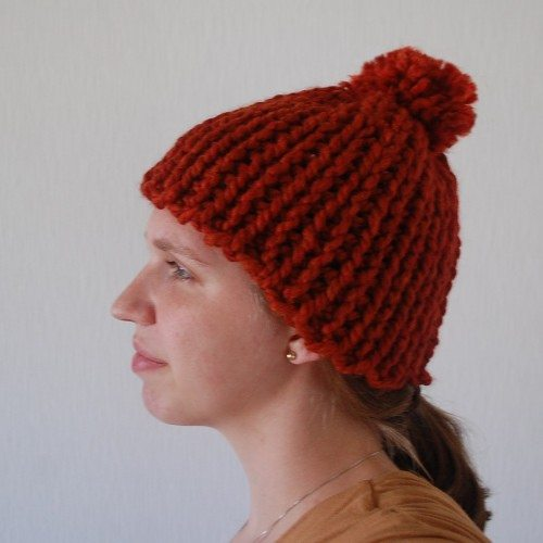 slip stitch bosnian crochet hat