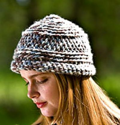 slip stitch crochet hat pattern 400x418 A Basic Guide to Bosnian Crochet