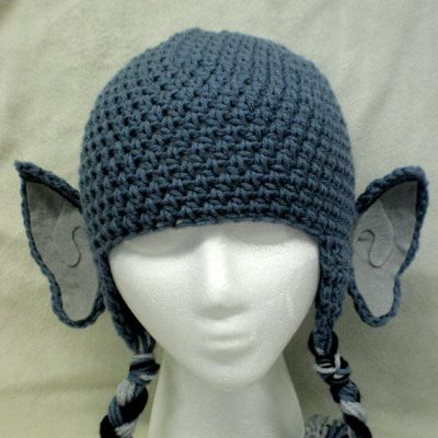 thundercats crochet 400x400 100 Unique Crochet Hats