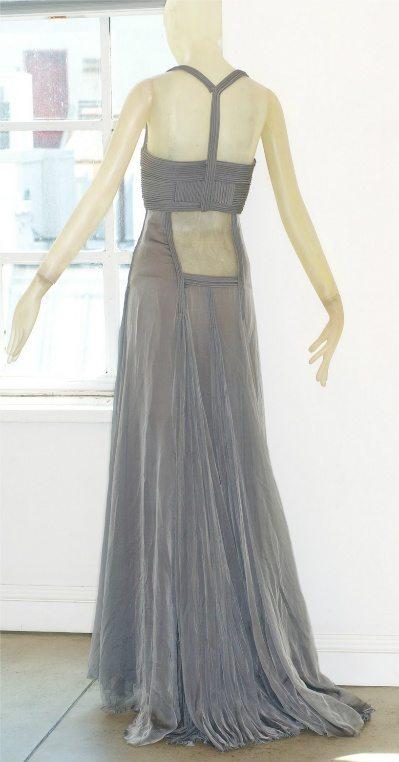 versace gown1 Designer Crochet: Versace