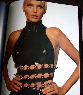 versace halter Designer Crochet: Versace