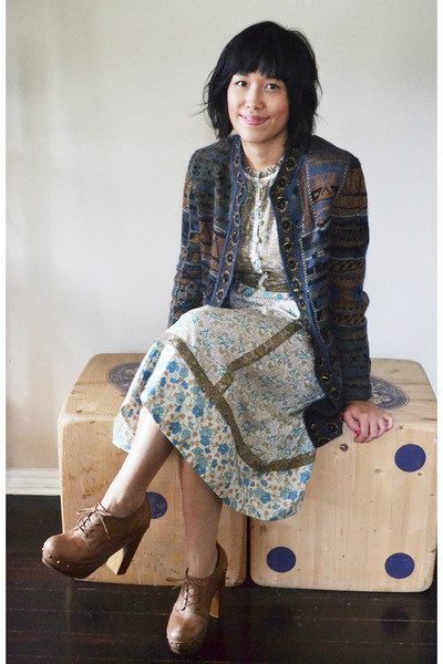 vintage designer Designer Crochet Project: Emanuel Ungaro