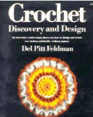 1970s crochet book Edgy 1970s Crochet Designers: Del Feldman