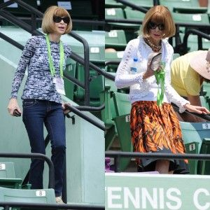 anna wintour crochet One Year Ago in Crochet