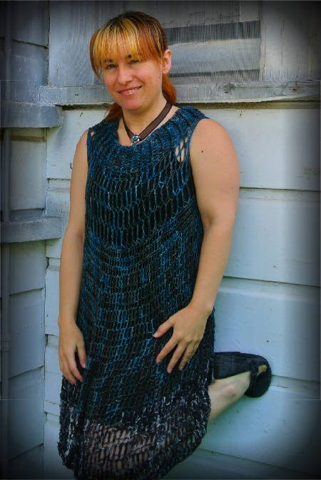 Post image for Style Tips: Several Ways to Style a Crochet Dress