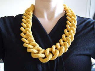 crochet bling Total Process Crochet Artist Yokoo Gibran